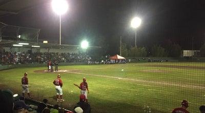 Photo of Baseball Field Parque de Beisbol Ing. Antonio M. Amor at Faja De Oro, Guanajuato, Mexico