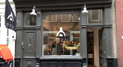 Photo of Pizza Place Pazzi Italian Slow Food at 1ste Looiersdwarsstraat 4, Amsterdam 1016 VM, Netherlands