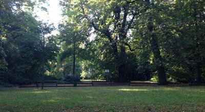 Photo of Park Ringpark at Friedrich-ebert-ring, Würzburg 97072, Germany