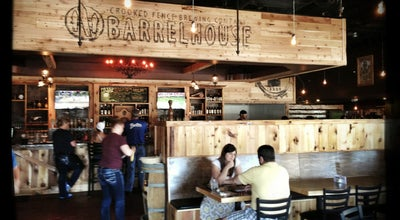 Photo of American Restaurant Crooked Fence Barrelhouse at 5181 N Glenwood St, Garden City, ID 83714, United States