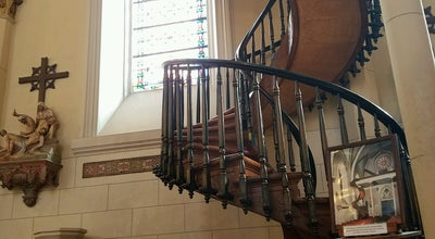 Photo of Church Miraculous Staircase at Santa Fe, NM, United States