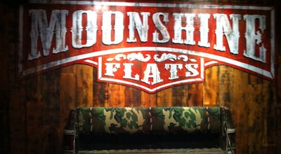 Photo of Music Venue Moonshine Flats at 344 7th Ave, San Diego, CA 92101, United States