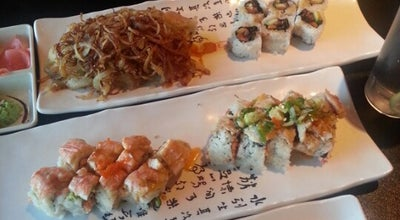 Photo of Sushi Restaurant Arigato Sushi & Sake Bar at 1136 Galleria Blvd #150, Roseville, CA 95678, United States
