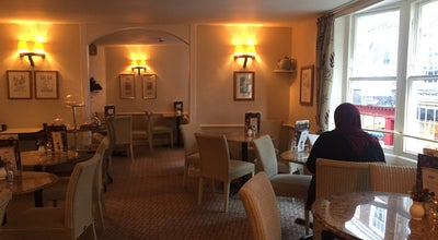Photo of Tea Room Bettys Café Tea Rooms at 46 Stonegate, York YO1 8AS, United Kingdom