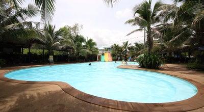Photo of Water Park มิลินท์ - สวนน้ำ สวนอาหาร at ตรงข้ามแยกบ้านผือ, อ.เมือง, Thailand