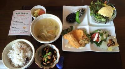 Photo of Cafe Sloeberry at 水落町2-28-25, 鯖江市, Japan