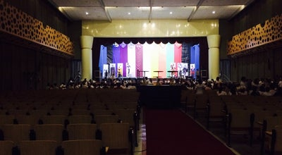 Photo of Theater Cebu Doctors' University Auditorium at Cebu, Philippines