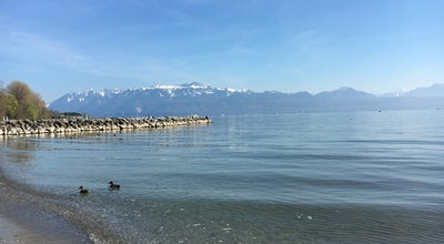 Photo of Beach Multi-ethnic Beach at Switzerland