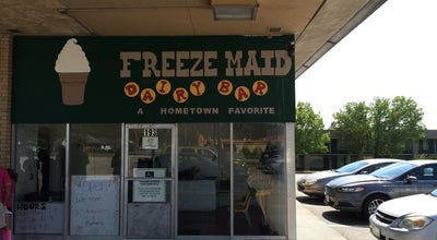 Photo of Ice Cream Shop Freeze Maid Dairy Bar at 200 Parham Rd, Henderson, NC 27536, United States