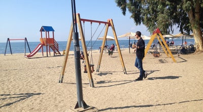Photo of Beach Ακτή Καλαμίτσα at Θεμιστοκλή Σοφούλη 125, Καλαμαριά, Greece