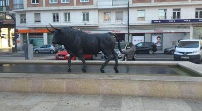 Photo of Monument / Landmark El Toro at Av. Del Cid Campeador, Burgos, Spain