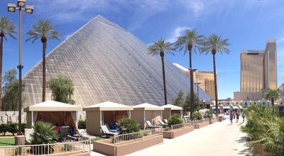 Photo of Casino Luxor Hotel and Casino at 3900 Las Vegas Blvd S, Las Vegas, NV 89119, United States