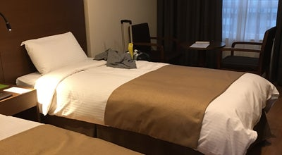 Photo of Hotel Crown Harbor Hotel at 중앙대로 114, Jung - gu 48938, South Korea