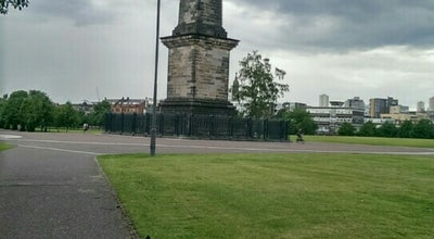 Photo of Monument / Landmark Nelson's Monument On Glasgow Green at Glasgow Green, Glasgow G 5 0, United Kingdom
