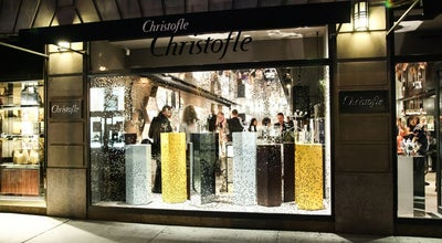 Photo of Furniture / Home Store Christofle at 846 Madison Ave, New York, NY 10021, United States