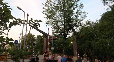 Photo of Belgian Restaurant Gent aan de Schinkel at Theophile De Bockstraat 1, Amsterdam 1058 TV, Netherlands