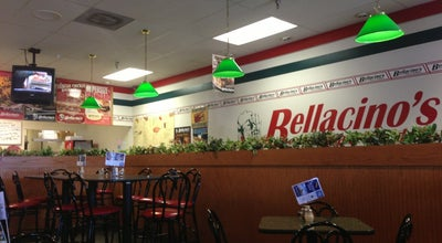Photo of Pizza Place Bellacino's Pizza & Grinders at 1200 W Main St, Peoria, IL 61606, United States