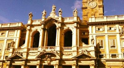 Photo of Church Basilica di Santa Maria Maggiore at Piazza Di Santa Maria Maggiore, Roma 00184, Italy