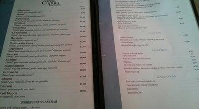 Photo of Pizza Place La Cúpula at C. Goya, 25, Las Matas 28290, Spain
