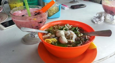 Photo of Ramen / Noodle House Kedai Mee Abe Lie Banggol Kemunting at Tanah Merah, Kelantan, Malaysia