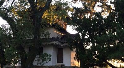 Photo of Historic Site 福山城 鏡櫓 at 丸之内1, 福山市, Japan