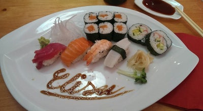 Photo of Restaurant Ebisu Sushi & More at Sophienstr. 10, Berlin 10178, Germany