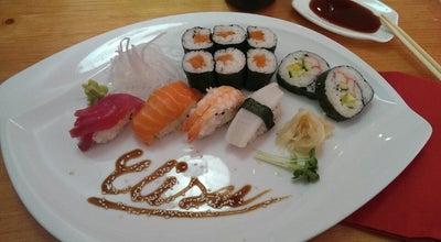 Photo of Sushi Restaurant Ebisu at Sophienstraße 10, Berlin Mitte 10178, Germany
