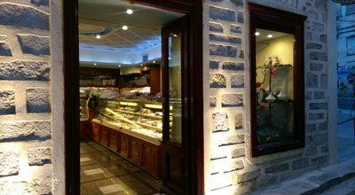 Photo of Dessert Shop Μ.Ι. Αθυμαρίτης at Κέας 2, Ερμούπολη 841 00, Greece