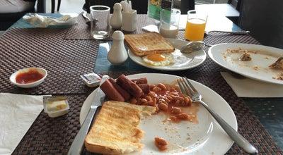 Photo of Breakfast Spot Wanyan Rooftop Café at The Klagan Hotel, Warisan Square, Kota Kinabalu 88000, Malaysia