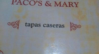 Photo of Spanish Restaurant Paco's & Mary at Eduard Brossa 121, Sabadell 08204, Spain