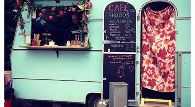Photo of Cafe Café Rhodos at Vickergatan, Stockholm 118 61, Sweden