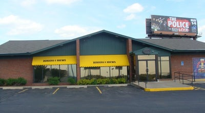 Photo of Burger Joint Brewburger's Omaha at 4629 S 108th St, Omaha, NE 68137, United States