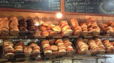 Photo of American Restaurant Bergen Bagels at 473 Bergen St, Brooklyn, NY 11217, United States
