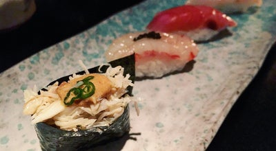 Photo of Sushi Restaurant Sushi Nakazawa at 23 Commerce St, New York, NY 10014, United States