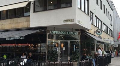 Photo of Coffee Shop Espresso House at Kungsgatan 25, Eskilstuna 632 20, Sweden