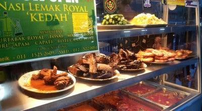 Photo of Malaysian Restaurant Nasi Lemak Royale Kedah at Tiara Duta Clubhouse, Ampang 55100, Malaysia