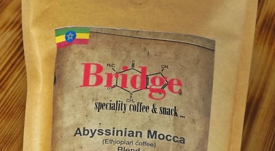 Photo of Cafe Bridge speciality coffee & snack at Αγίου Δημητρίου 2, Πειραιάς 185 45, Greece