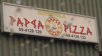 Photo of Pizza Place Pappa Pizza at Hyttimestarintie 6, Espoo 02780, Finland