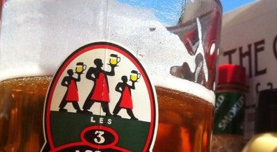 Photo of Brewery Les 3 Brasseurs at 1658 Rue St-denis, Montréal, QC H2X 3K6, Canada