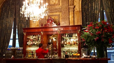 Photo of Hotel Bar Lobby Bar at Alvear Palace Hotel, Buenos Aires, Argentina