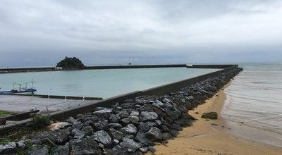 Photo of Beach 辺野古漁港 at 日本, 名護市, Japan