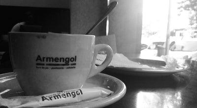 Photo of Cafe Forn De Pà Armengol at Via Aurèlia, 5, Sabadell 08206, Spain