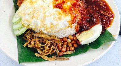 Photo of Malaysian Restaurant Nasi Lemak Power at Near Jalan Rasah, Seremban 70300, Malaysia