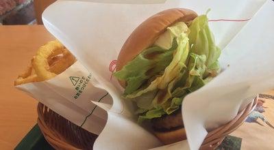 Photo of Burger Joint モスバーガー 津山城北通り店 at 津山市林田150−1, Okayama 708-0822, Japan