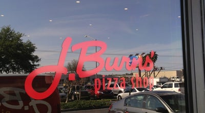 Photo of Pizza Place J. Burns Pizza at 2306 E Edgewood Dr, Lakeland, FL 33803, United States