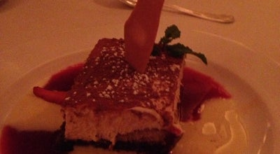 Photo of Italian Restaurant Bice Restaurant at 7 E 54th St, New York, NY 10022, United States