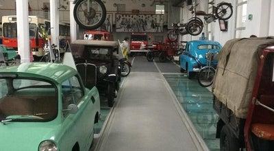 Photo of Science Museum Muzeum Techniki I Komunikacji at Szczecin, Poland