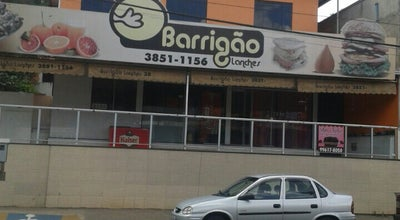 Photo of Burger Joint Barrigão at Brazil