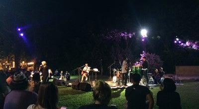 Photo of Music Venue ปล้ำแรง ฟังกี่ทีก็มีอารมณ์ at Sasi Open Air Theatre, Thailand