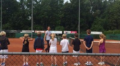 Photo of Tennis Court TV Arnolduspark at Arnolduspark 1, Hoofddorp, Netherlands